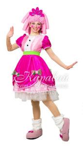 Принцесса из Мультфильма Лалалупси