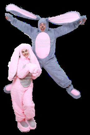 Ростовые куклы Пончик и Ляля
