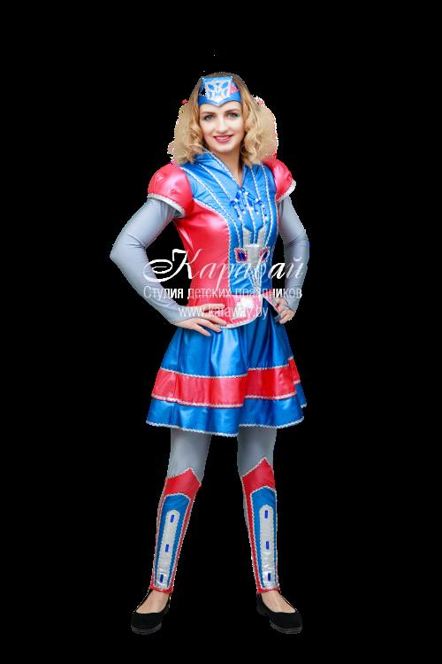 Аниматор Супергеройка