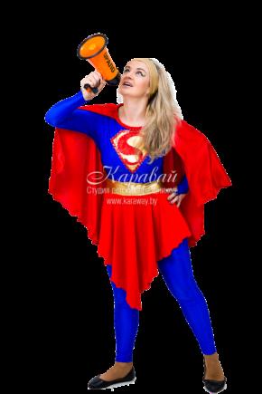 Аниматор Супер геройка