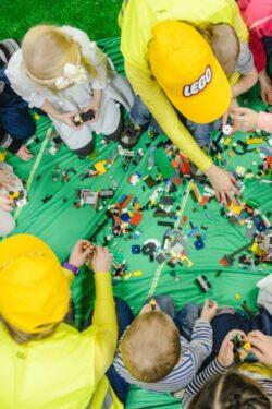 Зона активации для детей