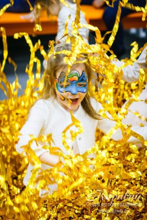 Золотая шоу-дискотека