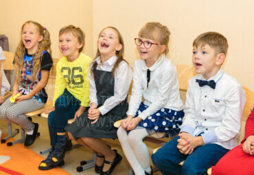 Выпускная группа в детском саду