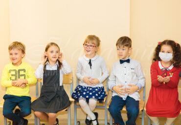 Выпускной в детском саду в Минске