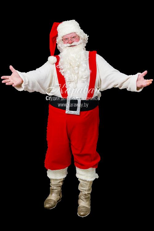 Санта Клаус на детский праздник