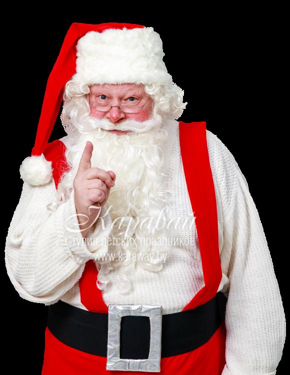 Аниматор Санта Клаус