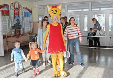 Аниматор в детский сад